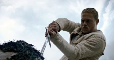 King Arthur Nuovo Trailer