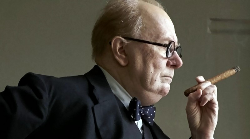 Gary Oldman come Winston Churchill