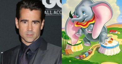 Colin Farrell in trattative per Dumbo