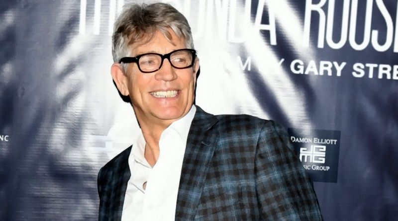 Eric Roberts in Never Saw It Coming