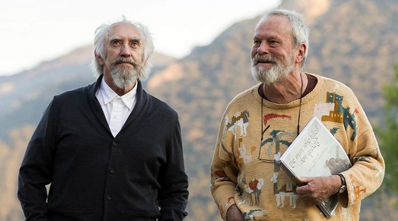 Terry Gilliam termina riprese Don Chischotte