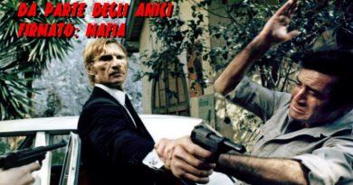 Da parte degli amici: firmato mafia!