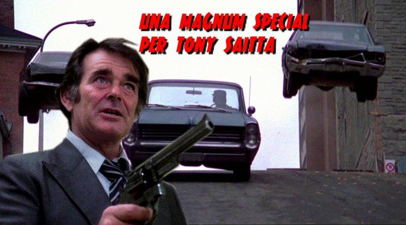 Una Magnum Special per Tony Saitta