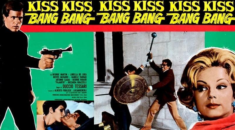 Kiss Kiss..Bang Bang