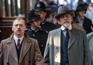Il trailer di Poirot, miniserie primevideo