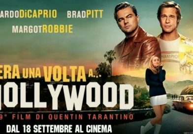 Online il trailer di C'era una volta a Hollywood